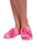Тапочки женские с закрытым носком  Арт. 092 ТН